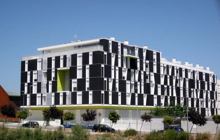 79 viviendas VPO en Jaén