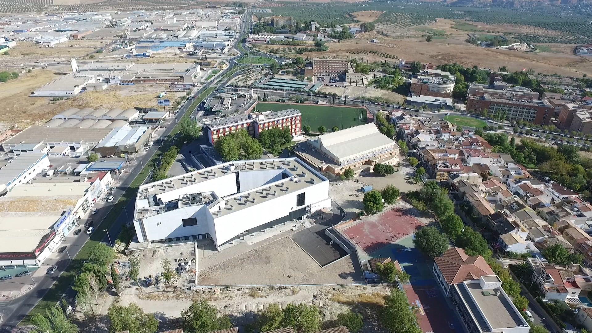 Edificio para alojamientos universitarios de vpo vialterra - Vpo mairena del aljarafe ...