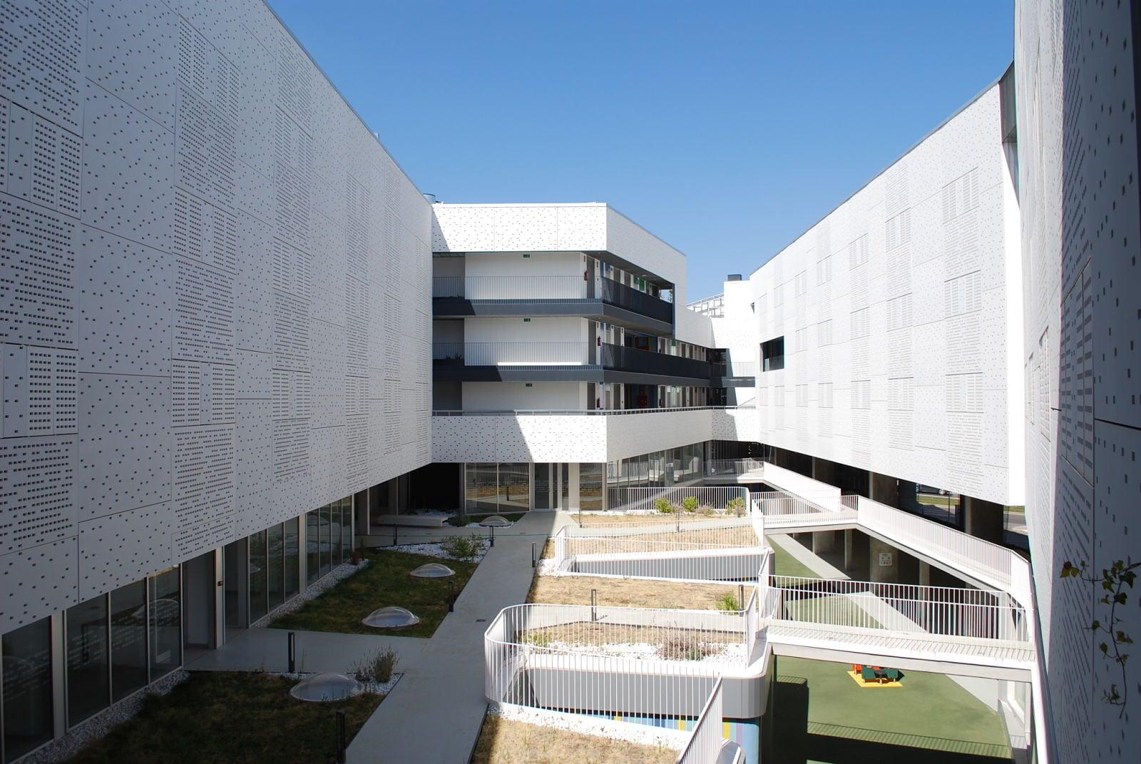 Residencial VPO Universidad de Jaén
