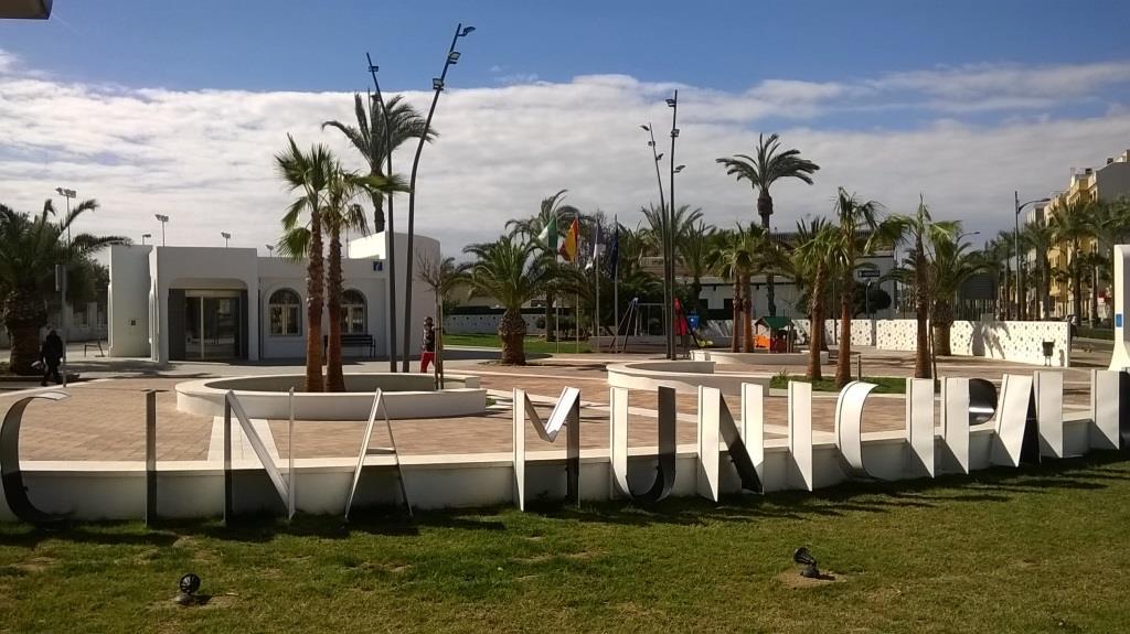 Oficina de turismo de Roquetas de Mar