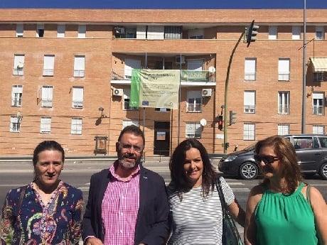 rehabilitación 274 viviendas ubeda baeza villacarrillo