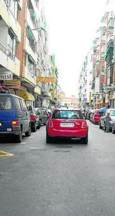 Calle Princesa Obras Vialterra