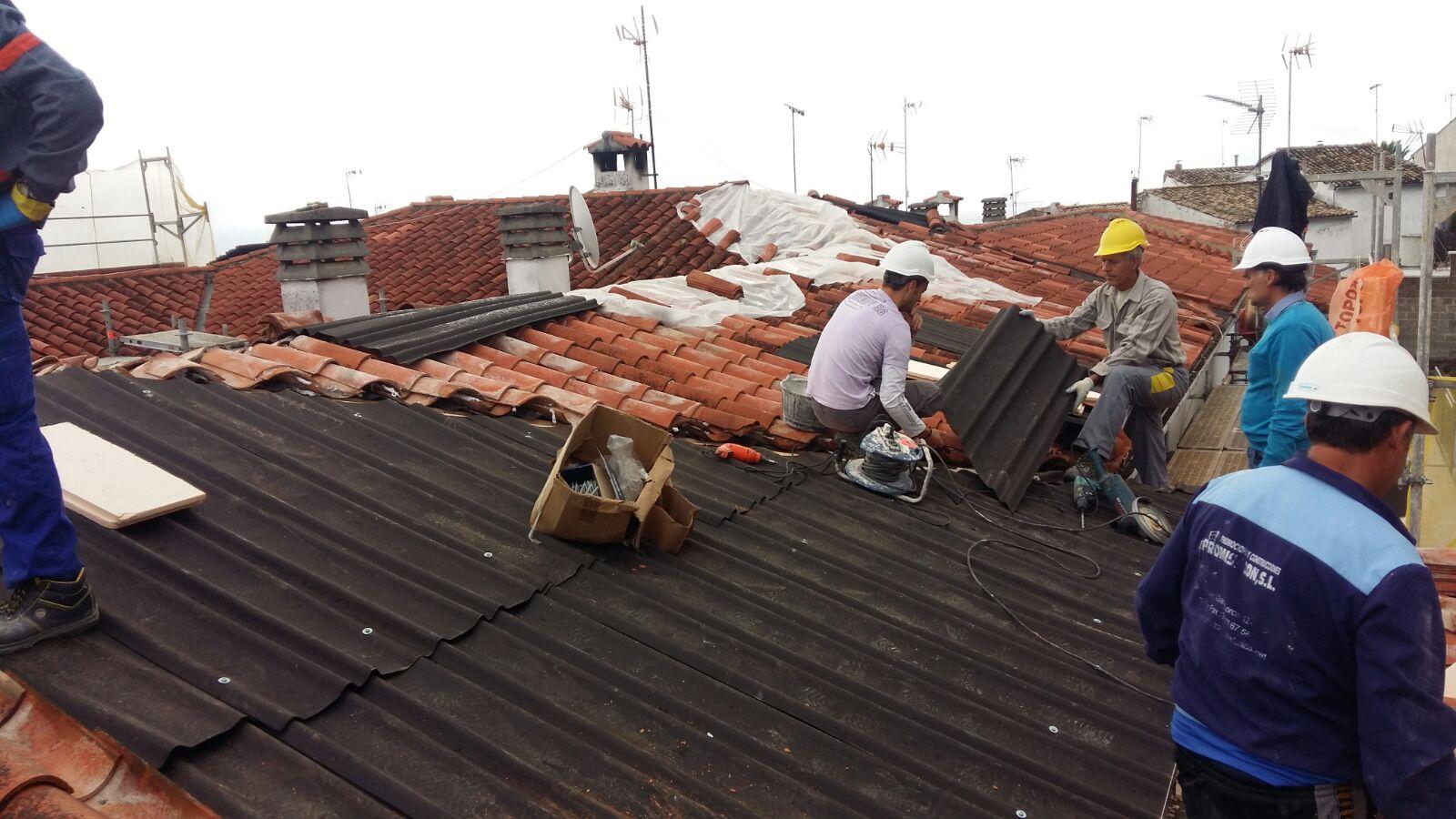 Rehabilitación de edificio en C/ llana de San Millán