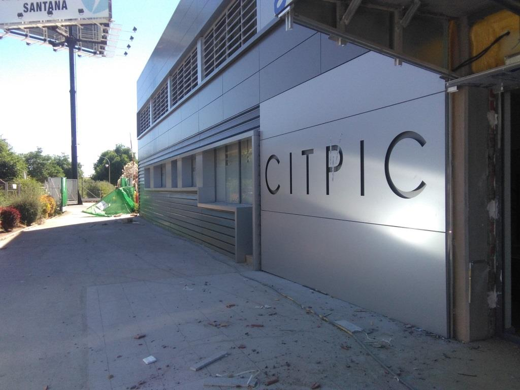 Edificio de oficinas CITPIC en Linares