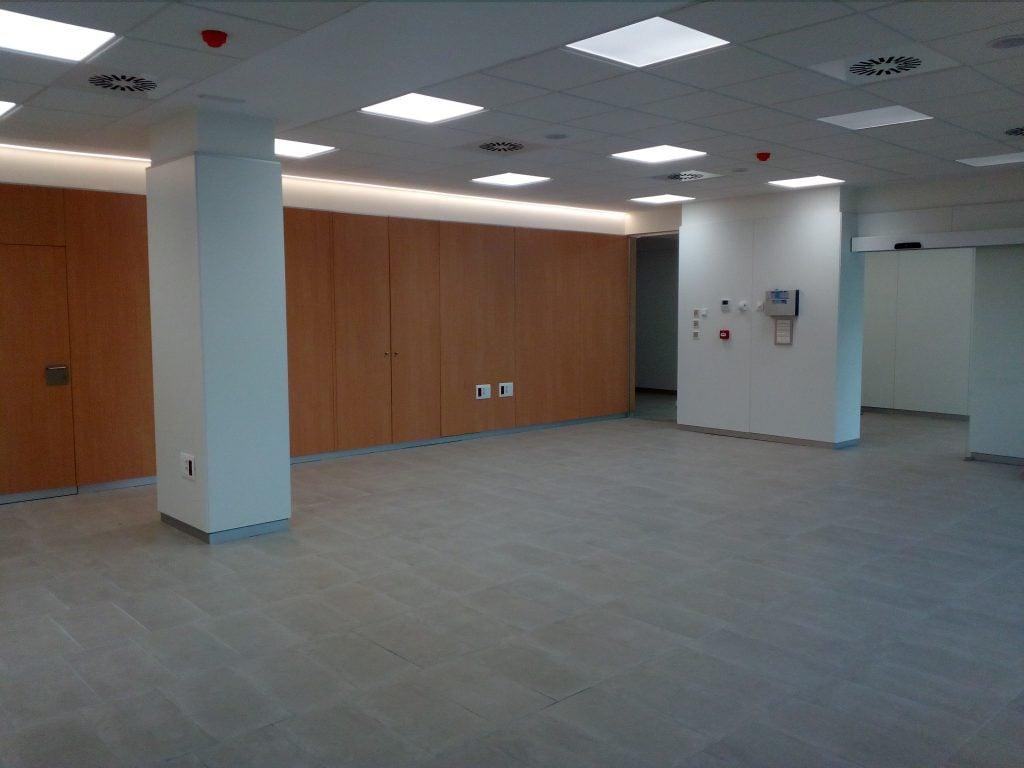 Nuevo centro fremap en rivas vaciamadrid madrid vialterra for Oficinas solvia madrid