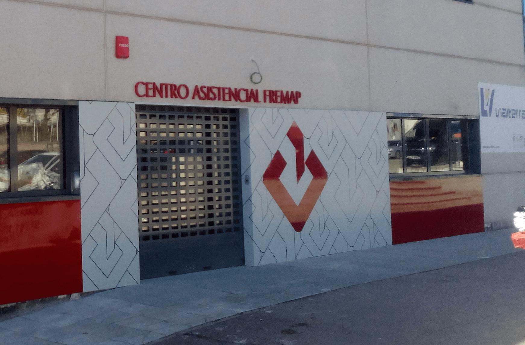 Nuevo centro FREMAP en Rivas Vaciamadrid. Madrid