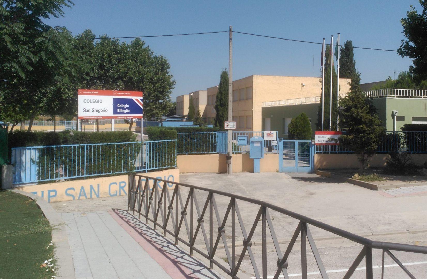 Adecuación del CEIP San Gregorio en Galapagar. Madrid