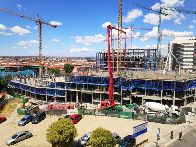 Promoción de la EMVS de Madrid de 131 Viviendas, Trasteros y garajes