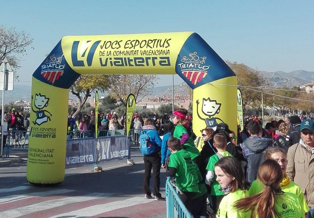 Éxito de participación en las pruebas de los XXXVI Juegos Deportivos Vialterra de la Comunidad Valenciana