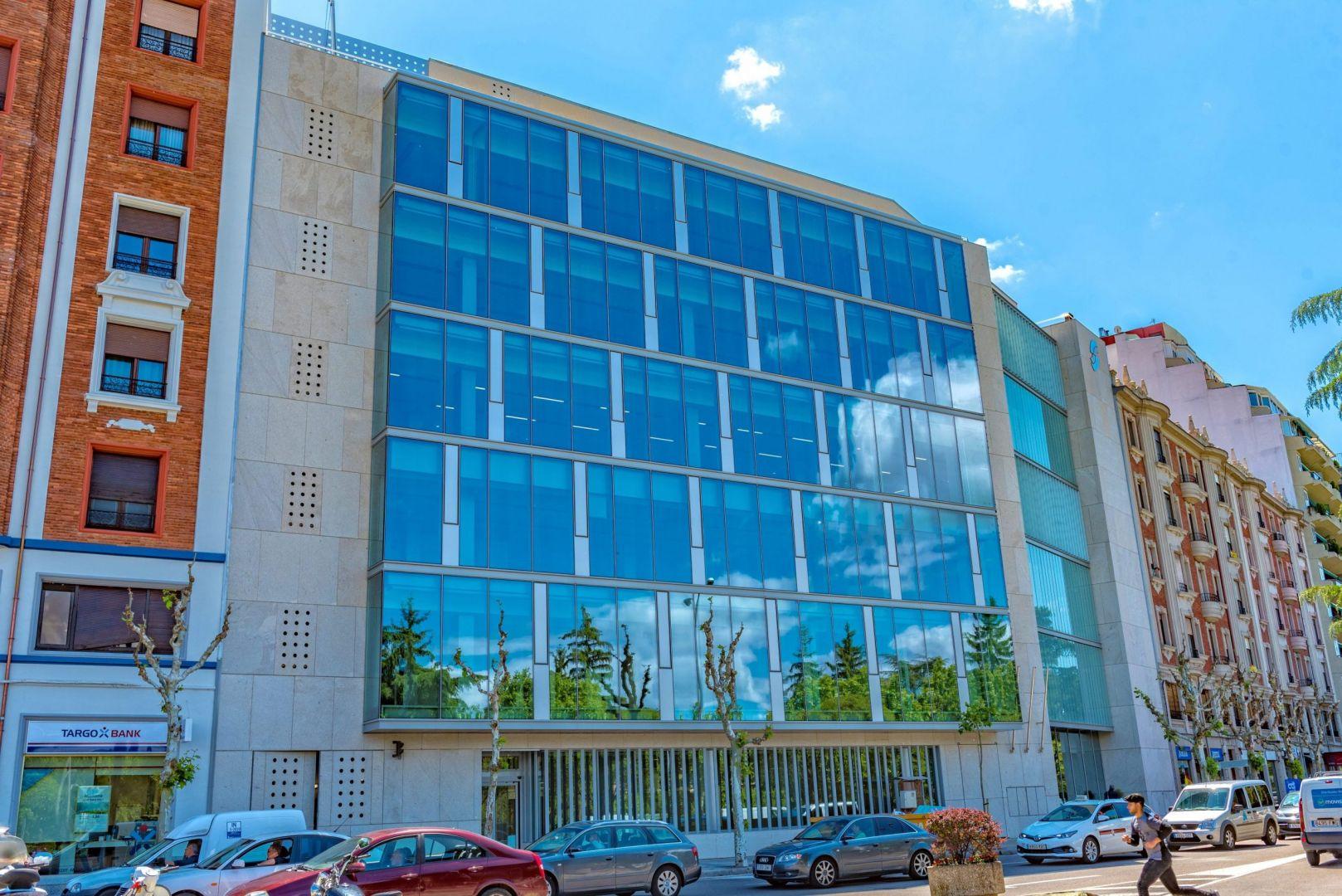 Finalización de las obras de la sede del INSS de León