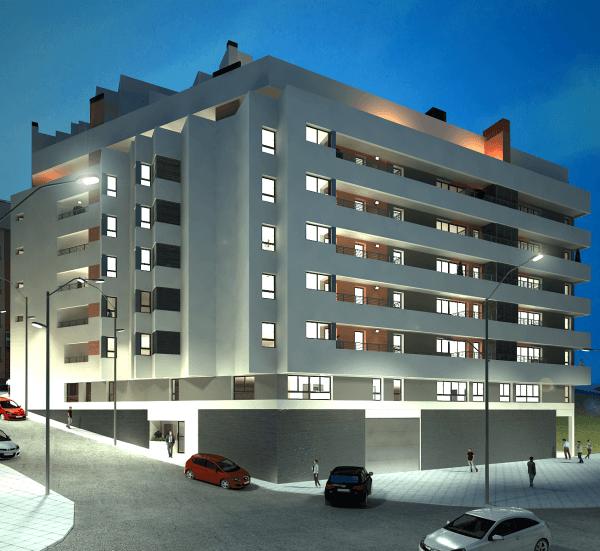 Vialterra construye 56 viviendas, garajes y trasteros en Jaén para Solvia
