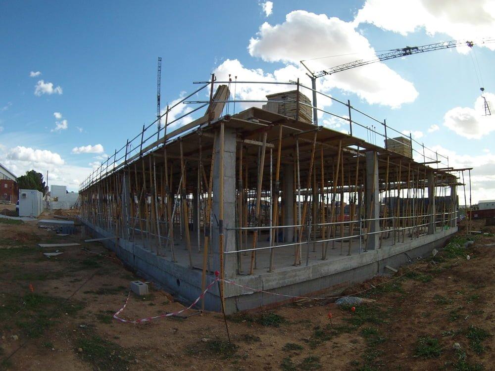 Vialterra constructora de CEIP Ildefonso Navarro en Albacete