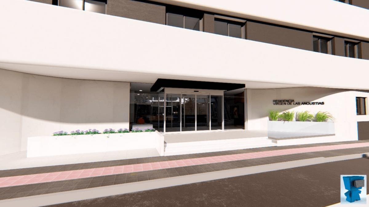 Vialterra construye la nueva residencia de mayores en Vera