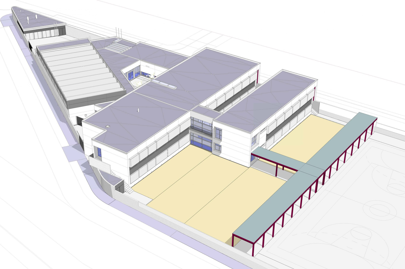 Vialterra contruirá el nuevo instituto en Alovera (Guadalajara)