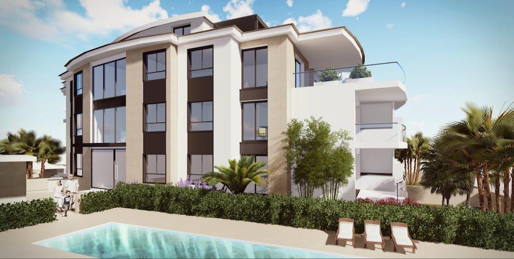 Residencial NUBA. 11 viviendas en Jaén