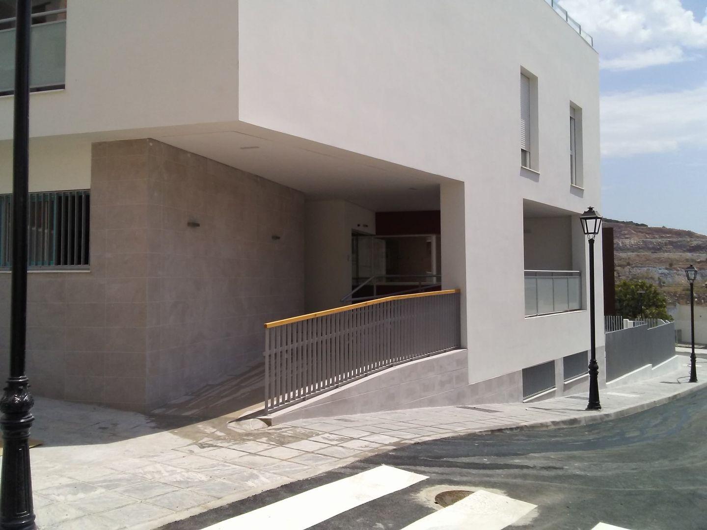 Urbanización inmediaciones residencia de mayores en Lanjarón