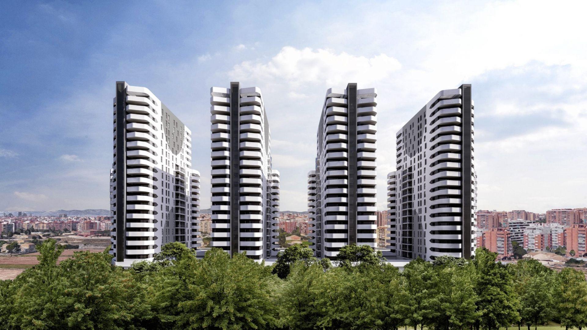 Vialterra construye la mayor promoción inmobiliaria de Neinor Homes