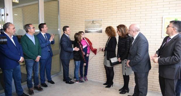 Inaugurado el nuevo CEIP Ildefonso Navarro de Villamalea (Albacete)