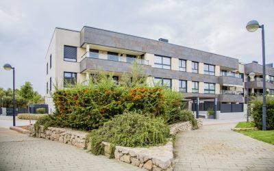 Residencial Santa Teresa. 48 viviendas en Rocafort para Grupo LAR