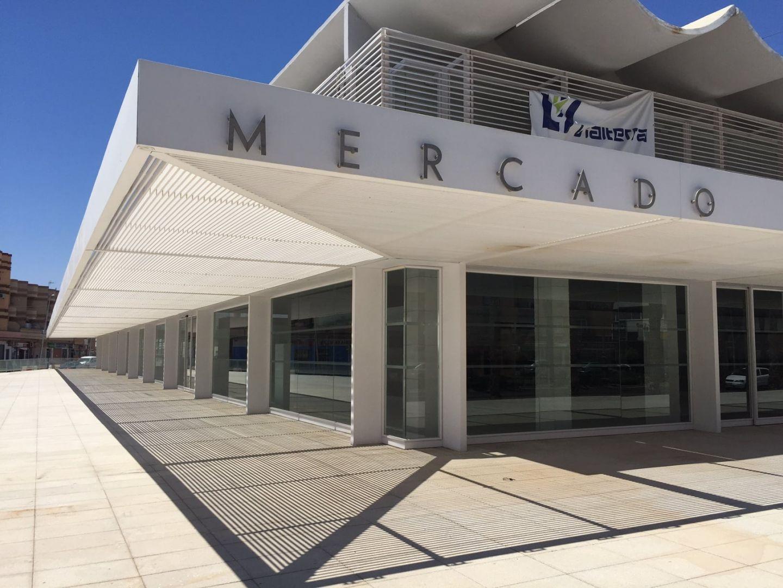 Rehabilitación Mercado de Abastos en Roquetas de Mar, Málaga