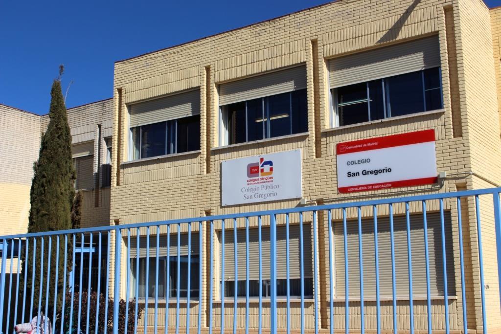 VIALTERRA INFRAESTRUCTURAS ADJUDICATARIA DE LAS OBRAS DE ADECUACIÓN DE C.P. SAN GREGORIO EN GALAPAGAR (MADRID)