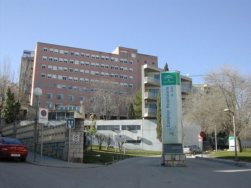 VIALTERRA INFRAESTRUCTURAS ADJUDICATARIA DE LAS OBRAS DE ADAPTACIÓN DE LA ANTIGUA UCI DEL COMPLEJO HOSPITALARIO DE JAÉN