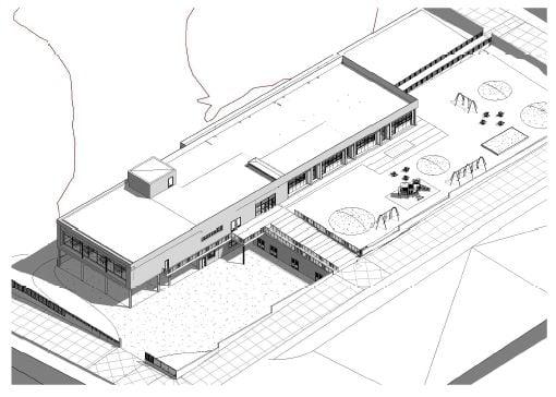 Vialterra Infraestructuras adjudicataria de las obras de «Ejecución de un Centro de Educación Infantil y Primaria en Valdebebas»