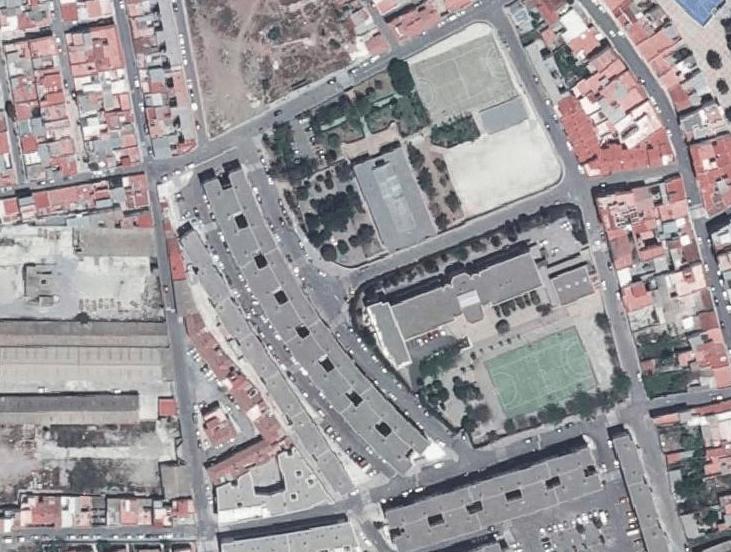 Rehabilitación de Edificios pertenecientes al Parque Público de Viviendas. Motril