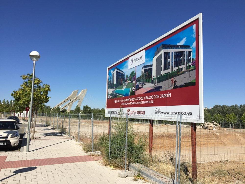 Vialterra Infraestructuras adjudicataria de las obras de la promoción Residencial El Mirador de Valparaíso. 34 viviendas, locales, trasteros y garajes en Valladolid
