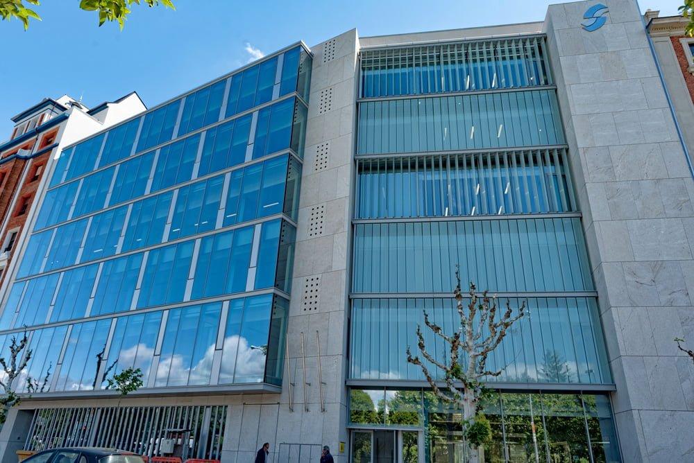 Sede de la Dirección Provincial del INSS en León