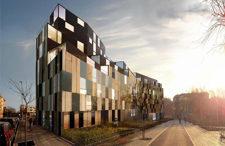 Vialterra Infraestructuras adjudicataria de la promoción de la EMVS de Madrid de 131 viviendas, trasteros y garajes.