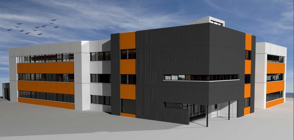 Vialterra construye dos nuevos Centros Educativos en Madrid