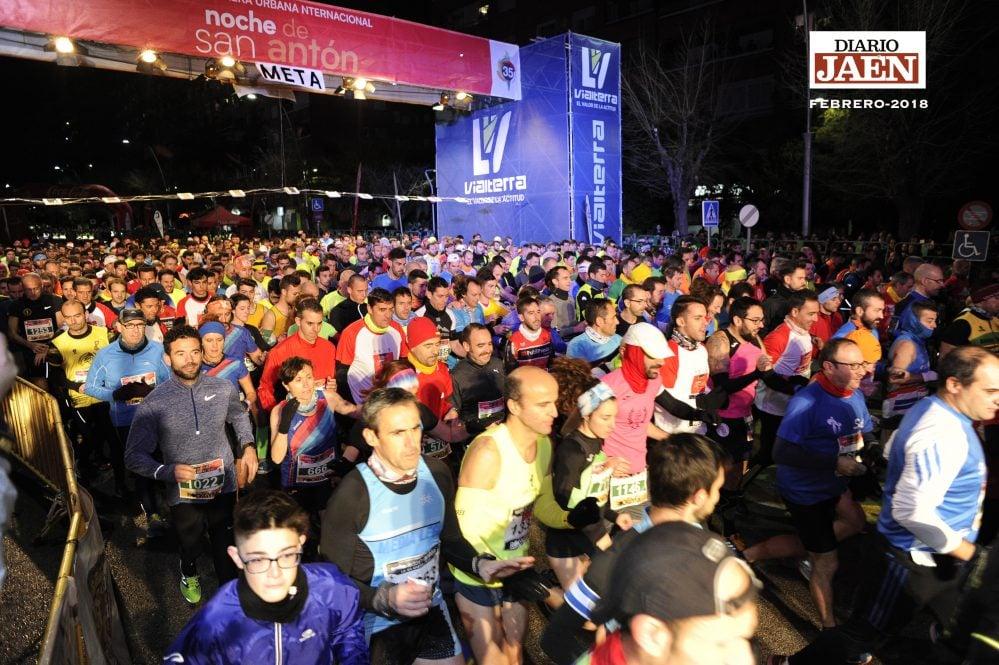 Vialterra patrocina la XXXV Carrera Urbana Internacional «Noche de San Antón»