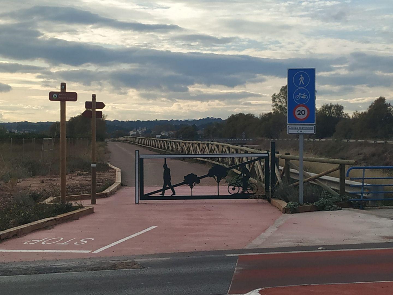 Anillo Verde Metropolitano Tramo 6 Zona Norte (Valencia)