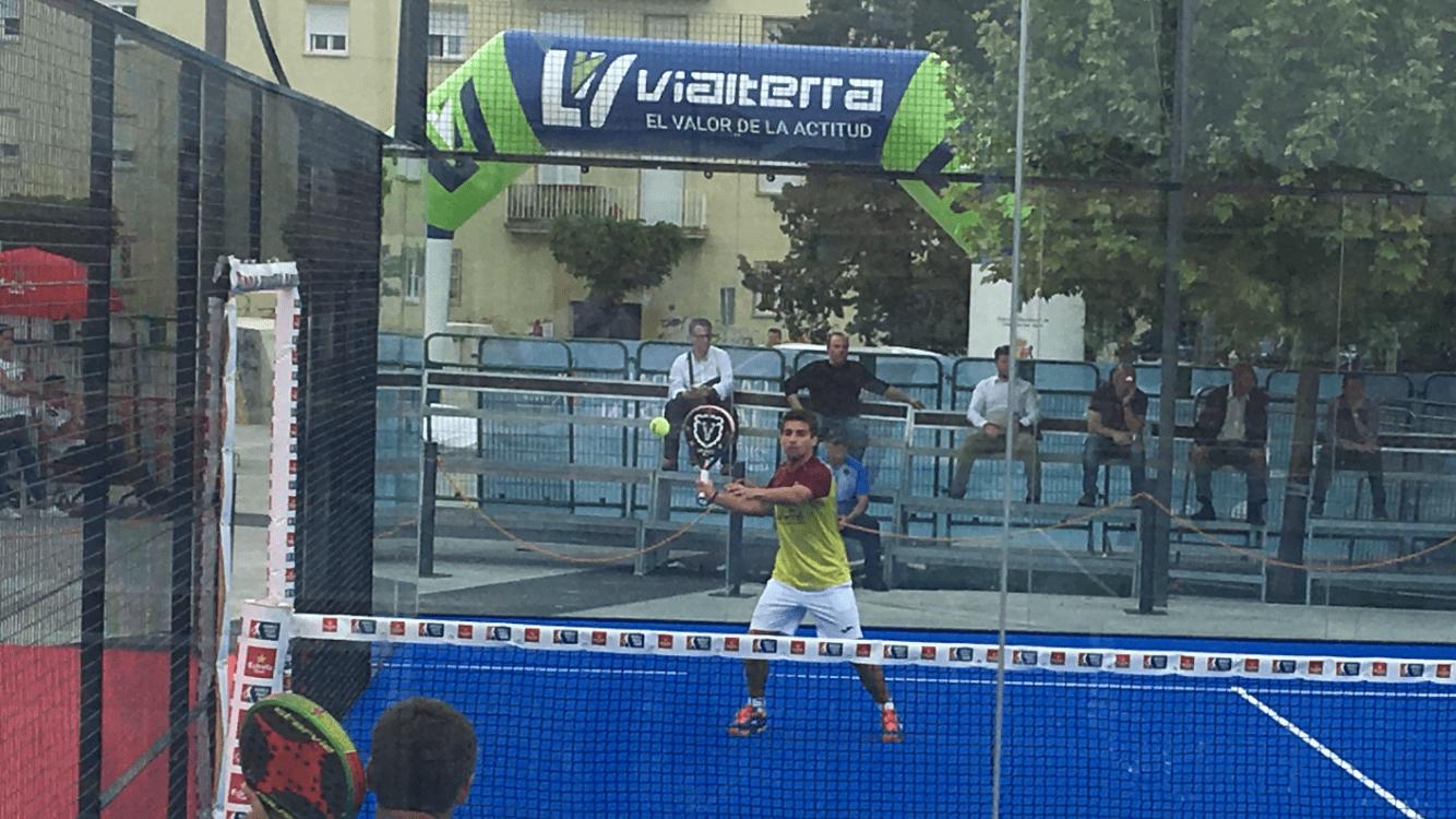 Vialterra Infraestructuras patrocina el torneo World Padel Tour de Jaén