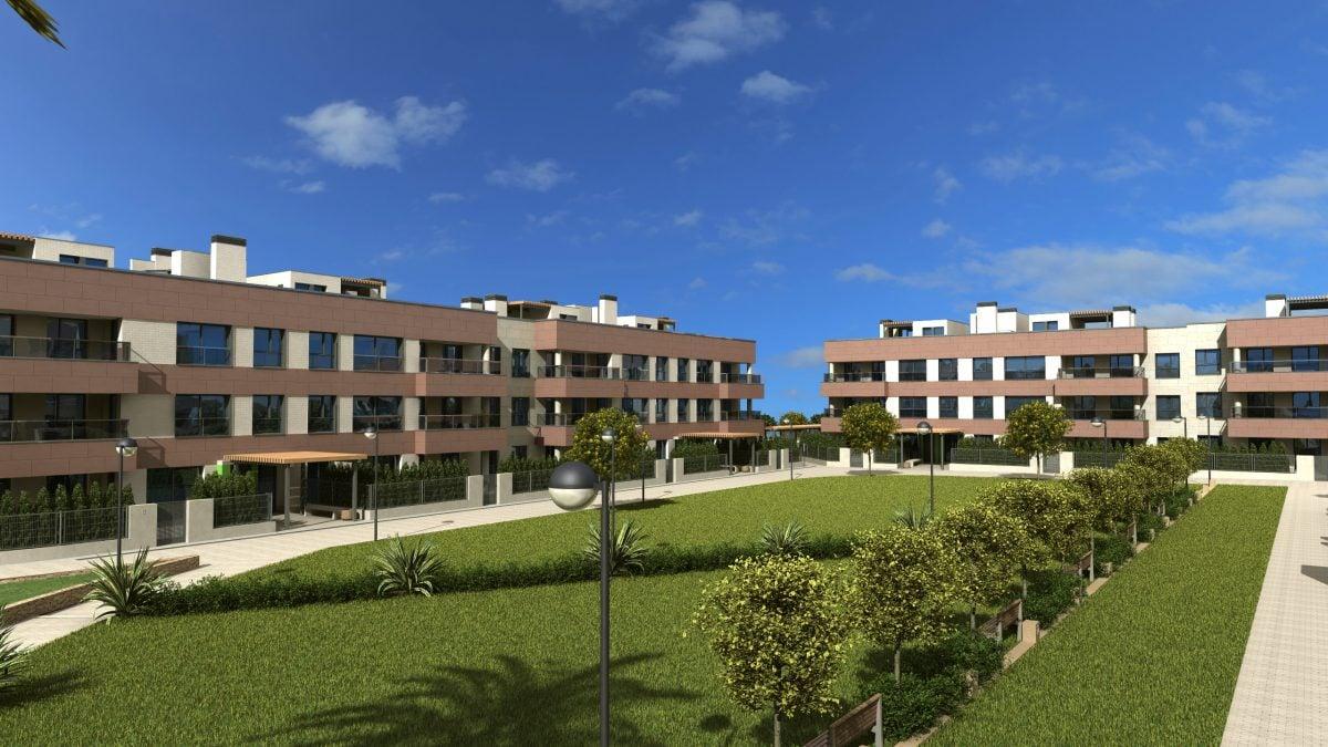 Vialterra construirá 48 viviendas en Rocafort para Grupo LAR
