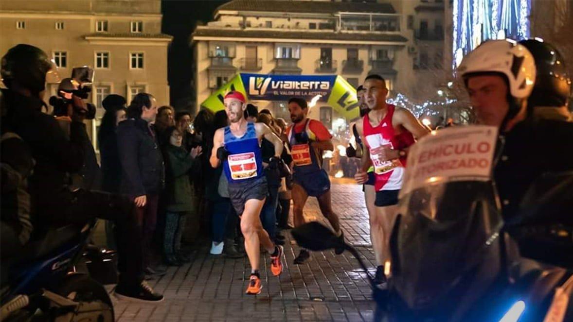 Vialterra vuelve a patrocinar la Carrera Nocturna de San Antón 2019