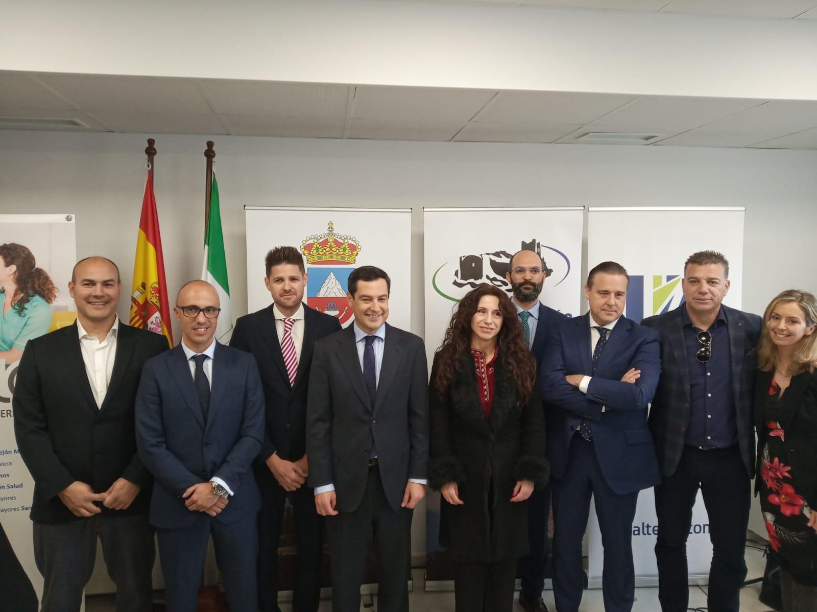 Vialterra construye la nueva Residencia de mayores de Lanjarón