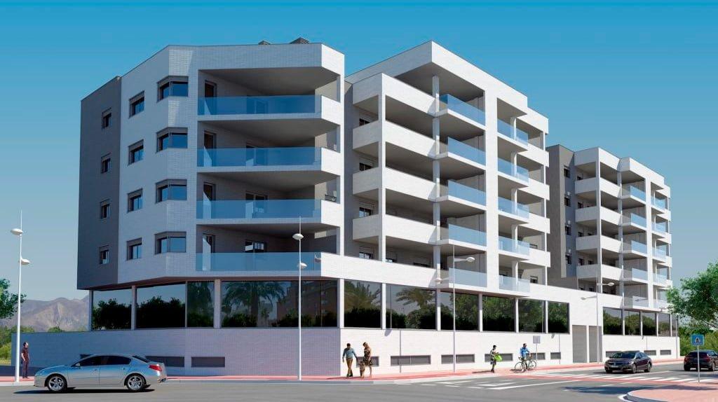Residencial Marina II de Amelto, garajes y trasteros en Almería