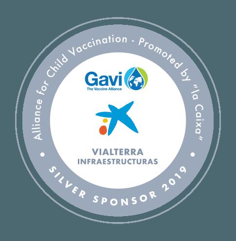 Vialterra patrocina la Alianza para la Vacunaciónn Infantil GAVI