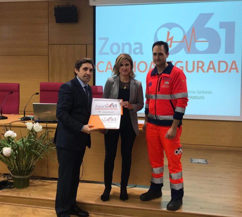 Vialterra recibe el distintivo de Empresa Cardiosegura
