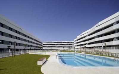 Residencial Marina III. 93 viviendas