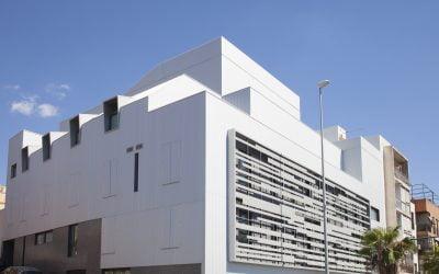 SAS Casa del Mar en Almería por Vialterra constructora