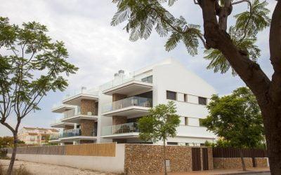 Residencial CÚBICA. 9 viviendas en Jávea