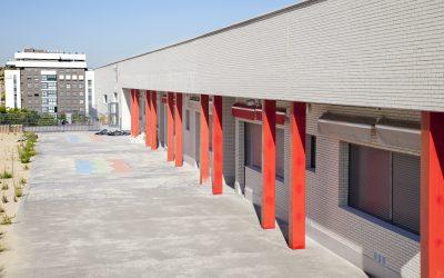 CEIP en Valdebebas. Madrid por Vialterra constructora