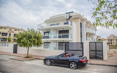 Residencial NUBA. 11 viviendas en Javea