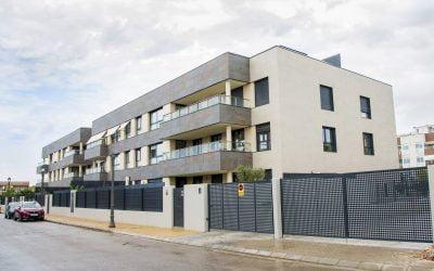 Residencial Santa Teresa. 48 viviendas en Rocafort para Grupo