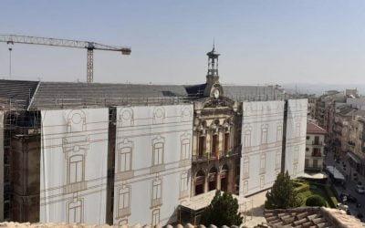 Remodelación de la Diputación de Jaén