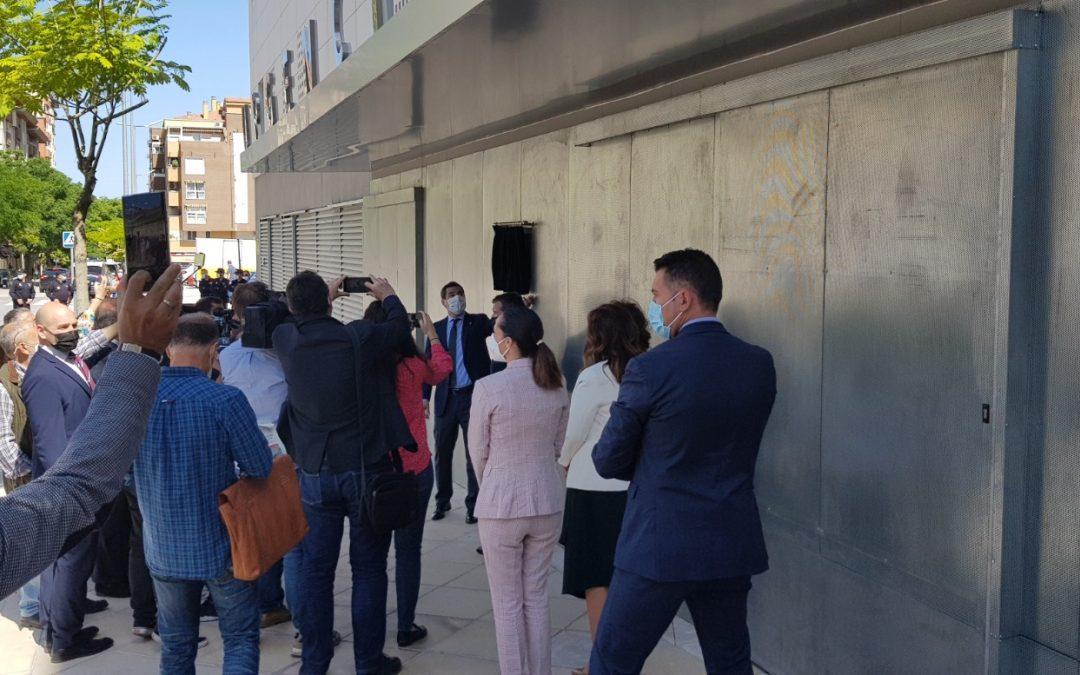El presidente de la Junta Inaugura las Urgencias del Centro de Salud Bulevar