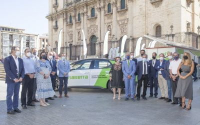 Vialterra Infraestructuras S.A, pionera en renovar su flota con vehículos 100% eléctricos